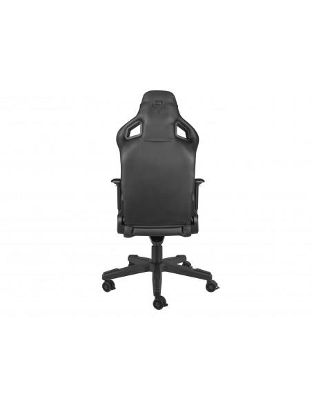 GENESIS Nitro 950 Silla para videojuegos de PC Asiento acolchado Negro