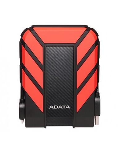 ADATA HD710 Pro disco duro externo 2000 GB Negro, Rojo