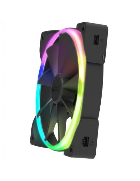 NZXT HF-28120-B1 ventilador de PC Carcasa del ordenador 12 cm Negro