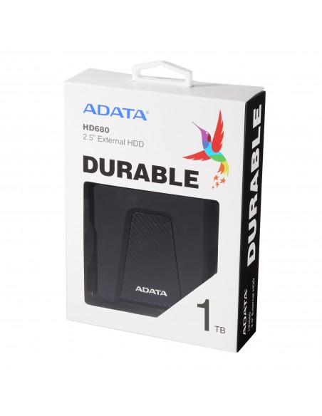 ADATA HD680 disco duro externo 1000 GB Negro