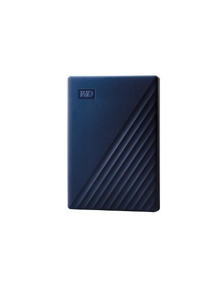 Western Digital My Passport for Mac disco duro externo 4000 GB Azul