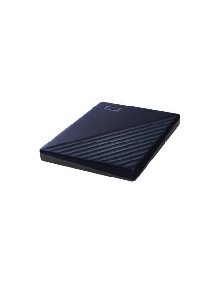 Western Digital My Passport for Mac disco duro externo 2000 GB Azul