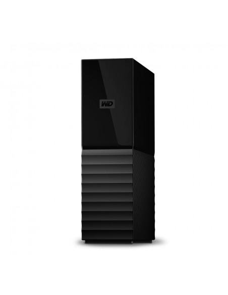 Western Digital My Book disco duro externo 14000 GB Negro