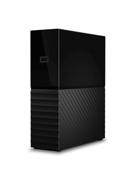 Western Digital My Book disco duro externo 12000 GB Negro