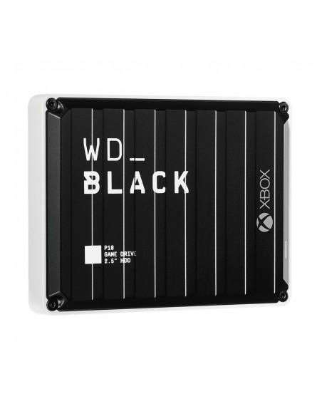 Western Digital P10 disco duro externo 5000 GB Negro