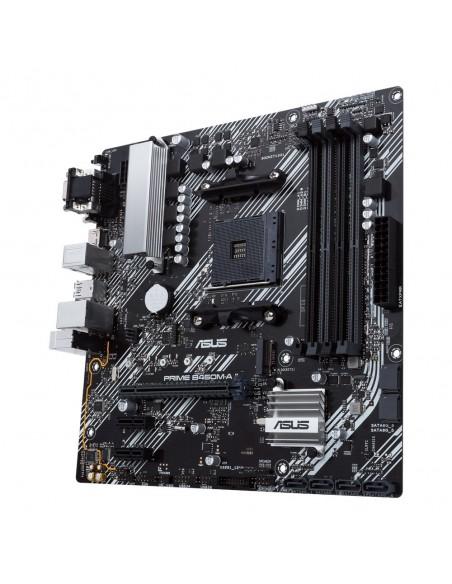 ASUS PRIME B450M-A II AMD B450 Zócalo AM4 micro ATX
