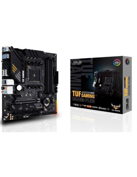 ASUS TUF GAMING B550M PLUS AMD B550 Zócalo AM4 micro ATX