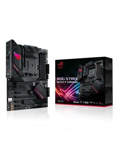 ASUS ROG STRIX B550-F GAMING AMD B550 Zócalo AM4 ATX