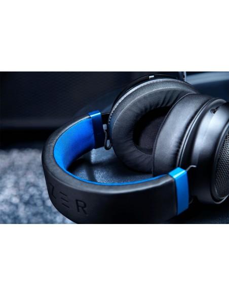 Razer Kraken for Console Auriculares Diadema Conector de 3,5 mm Negro, Azul