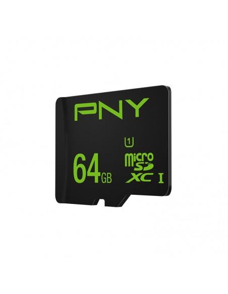 PNY High Performance memoria flash 64 GB MicroSDXC UHS-I Clase 10