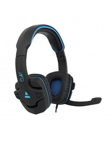 Ewent PL3320 auricular y casco Auriculares Diadema Negro