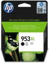 HP 953XL cartucho de tinta Original Alto rendimiento (XL) Negro