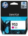 HP 953 cartucho de tinta Original Rendimiento estándar Magenta