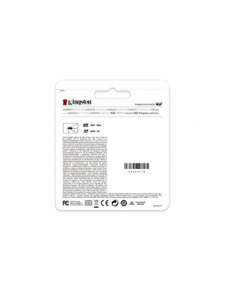Kingston Technology Canvas Select Plus memoria flash 32 GB SDHC UHS-I Clase 10