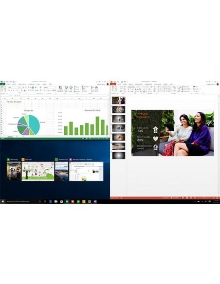 Microsoft Windows 10 Pro 1 licencia(s)