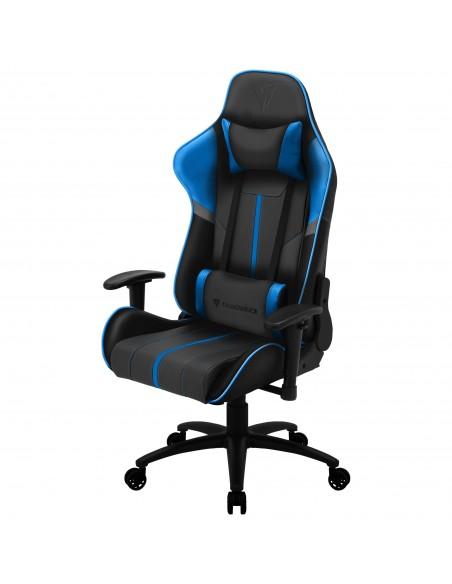 ThunderX3 BC3 Boss Silla para videojuegos universal Azul, Gris