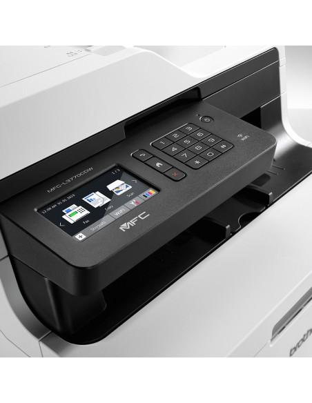 Brother MFC-L3770CDW multifuncional LED A4 2400 x 600 DPI 24 ppm Wifi