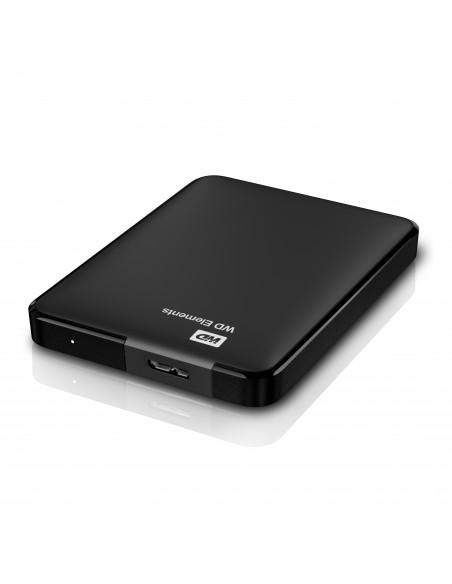 Western Digital WD Elements Portable disco duro externo 2000 GB Negro