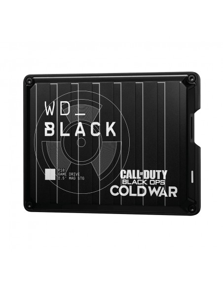 Western Digital P10 disco duro externo 2000 GB Negro
