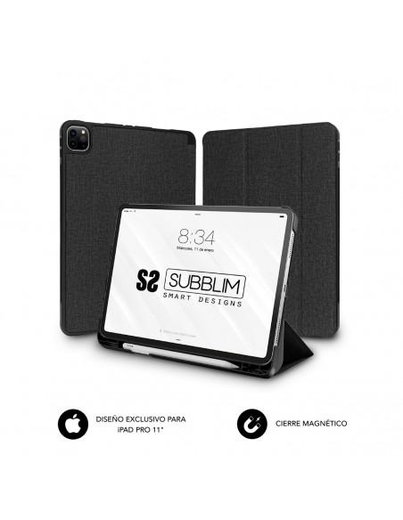 "SUBBLIM Funda Tablet Shock Case iPad Pro 11"" 2020 Black"