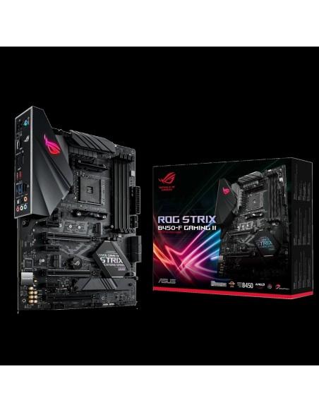 ASUS ROG STRIX B450-F GAMING II AMD B450 Zócalo AM4 ATX