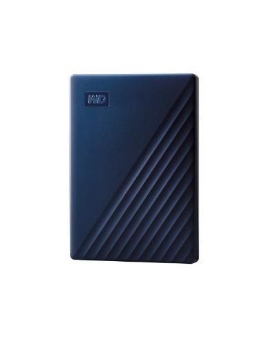 Western Digital My Passport for Mac disco duro externo 5000 GB Azul