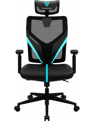 ThunderX3 YAMA1 Silla para videojuegos universal Negro, Azul