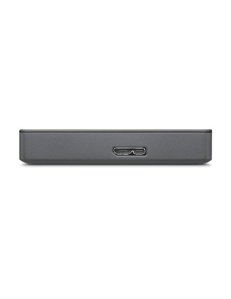 Seagate Basic disco duro externo 4000 GB Plata