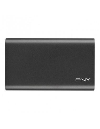 PNY PSD1CS1050-960-FFS unidad externa de estado sólido 960 GB Negro