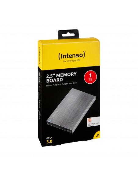 Intenso 6028660 disco duro externo 1000 GB Antracita