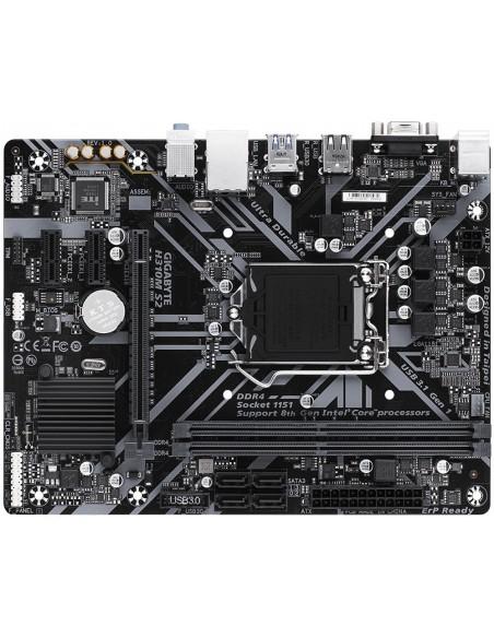 Gigabyte H310M S2 (rev. 1.0) Intel H310 Express LGA 1151 (Zócalo H4) micro ATX