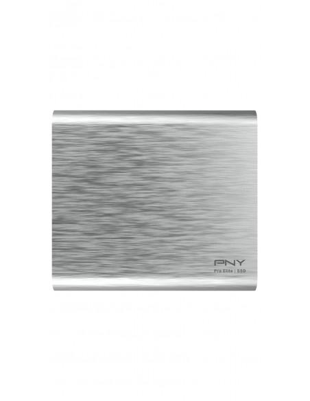 PNY Pro Elite 500 GB Plata