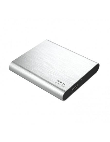 PNY Pro Elite 250 GB Plata