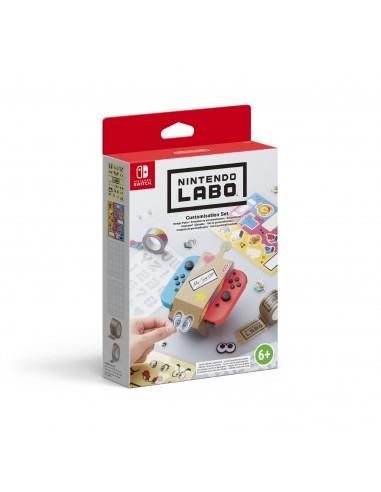 Nintendo LABO Customisation Kit Establecer