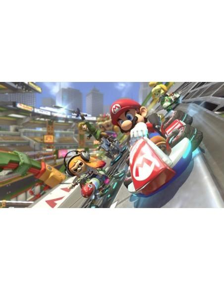 Nintendo Mario Kart 8 Deluxe De lujo Alemán, Holandés, Inglés, Español, Francés, Italiano, Japonés, Portugués, Ruso Nintendo