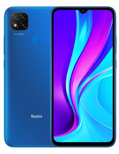 "Xiaomi Redmi 9C 16,6 cm (6.53"") SIM doble Android 10.0 4G MicroUSB 3 GB 64 GB 5000 mAh Azul"