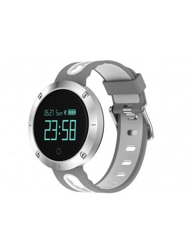 Billow XS30GW reloj deportivo Bluetooth Gris, Blanco