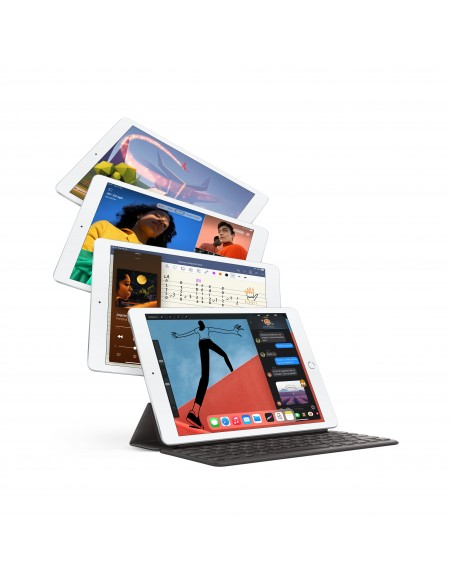 """Apple iPad 32 GB 25,9 cm (10.2"""") Wi-Fi 5 (802.11ac) iPadOS Oro"""