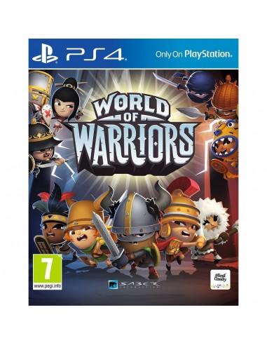 Sony World of Warriors Básico Alemán, Holandés, Inglés, Español, Finés, Francés, Italiano, Noruego, Polaco, Portugués, Ruso