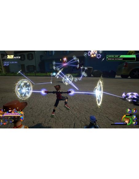Sony Kingdom Hearts III, PS4 Básico Alemán, Inglés, Español, Francés, Italiano PlayStation 4