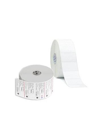 Zebra 3009674 etiqueta de impresora Blanco Etiqueta para impresora autoadhesiva