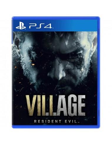 Koch Media Resident Evil Village Básico Inglés, Italiano PlayStation 4