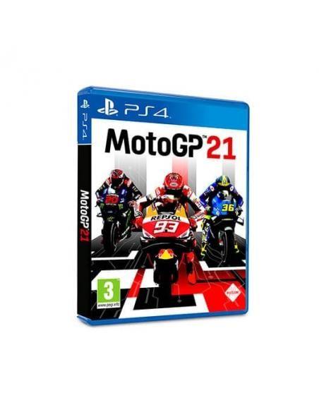 JUEGO SONY PS4  MOTOGP 21 PARA PLAYSTATION 4 1065043 - Imagen 1
