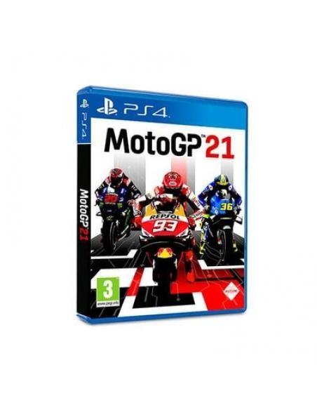 JUEGO SONY PS4  MOTOGP 21 PARA PLAYSTATION 4 1065043 - Imagen 2