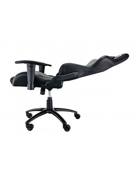 TALIUS TAL-LIZARD-GREY silla para videojuegos Silla para videojuegos universal Asiento acolchado