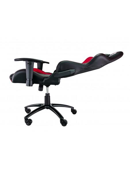 TALIUS TAL-LIZARD-RED silla para videojuegos Silla para videojuegos universal Asiento acolchado