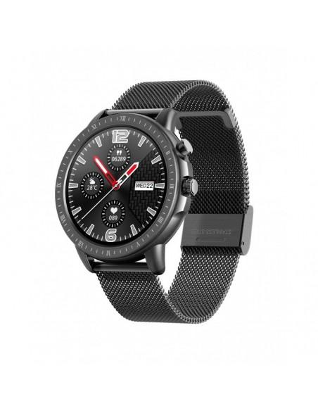 "DCU Advance Tecnologic 34157055 smartwatch 3,3 cm (1.3"") IPS Plata"