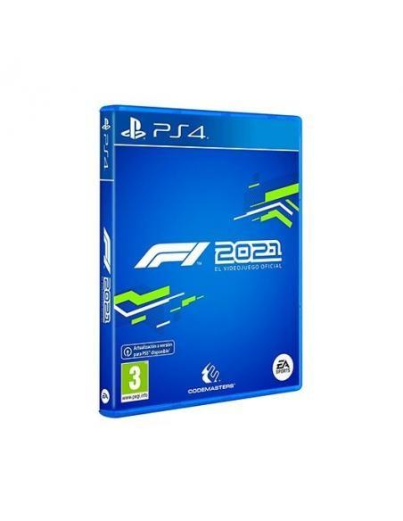 JUEGO SONY PS4 F1 2021 - Imagen 1