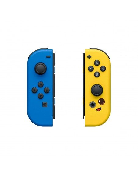 Nintendo Joy-Con Pair Fortnite Edition Azul, Amarillo Bluetooth Gamepad Analógico Digital Nintendo Switch