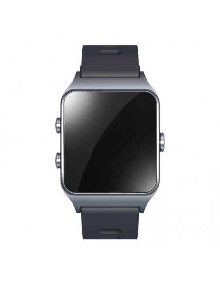 """Leotec LESW15G smartwatch 3,3 cm (1.3"""") IPS Gris GPS (satélite)"""
